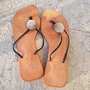 Medici New York Thong Sandals